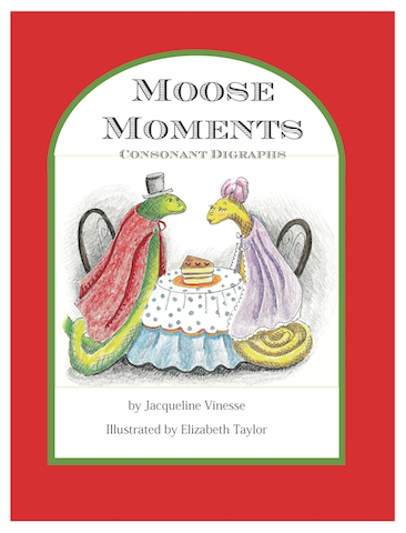 MMDI6 Moose Moments Digraphs 6 + Copies